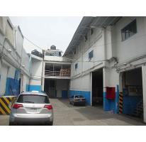 Foto de nave industrial en renta en  , peñón de los baños, venustiano carranza, distrito federal, 2615649 No. 01