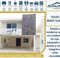 Foto de casa en venta en  , petroquímicas, tampico, tamaulipas, 0 No. 01