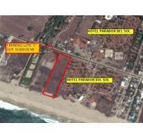 Foto de terreno habitacional en venta en  , pie de la cuesta, acapulco de juárez, guerrero, 2073044 No. 01