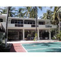 Foto de casa en venta en pie de la cuesta barra de coyuca 10, pie de la cuesta, acapulco de juárez, guerrero, 2661295 No. 01