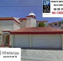 Foto de casa en venta en pirul 00, colinas de san miguel, culiacán, sinaloa, 3203903 No. 01