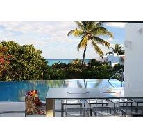 Foto de casa en venta en  , playa car fase i, solidaridad, quintana roo, 750735 No. 01