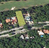 Foto de terreno habitacional en venta en, playa car fase ii, solidaridad, quintana roo, 1169349 no 01