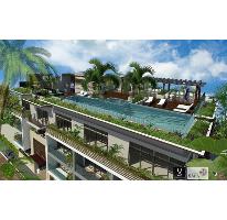 Foto de departamento en venta en  , playa del carmen centro, solidaridad, quintana roo, 2600143 No. 01