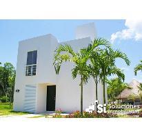 Foto de casa en venta en  , playa del carmen centro, solidaridad, quintana roo, 450987 No. 01