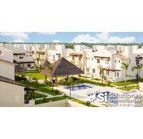 Foto de casa en venta en  , playa del carmen centro, solidaridad, quintana roo, 465217 No. 01