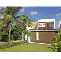 Foto de casa en venta en  , playa magna, solidaridad, quintana roo, 1064633 No. 01