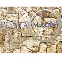 Foto de terreno habitacional en venta en  , playa magna, solidaridad, quintana roo, 1064687 No. 01