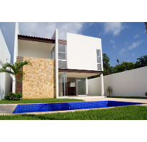 Foto de casa en venta en  , playa magna, solidaridad, quintana roo, 1065691 No. 01