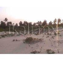 Foto de terreno habitacional en venta en  , playa norte, tuxpan, veracruz de ignacio de la llave, 2679722 No. 01