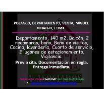 Foto de departamento en venta en  , polanco iv sección, miguel hidalgo, distrito federal, 2861175 No. 01