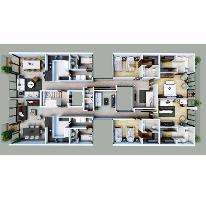 Foto de departamento en venta en  , polanco iv sección, miguel hidalgo, distrito federal, 2911191 No. 01