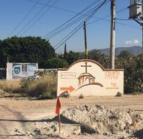 Foto de terreno habitacional en venta en  por tesistan, las golondrinas, zapopan, jalisco, 2702369 No. 01