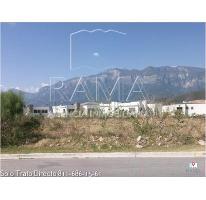 Foto de terreno habitacional en venta en  , portal del huajuco, monterrey, nuevo león, 2028982 No. 01