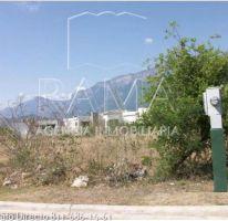 Foto de terreno habitacional en venta en, portal del huajuco, monterrey, nuevo león, 2109106 no 01