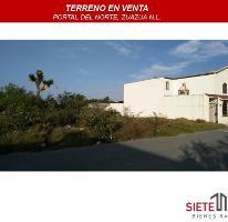 Foto de terreno habitacional en venta en  , portal del norte, general zuazua, nuevo león, 2563658 No. 01