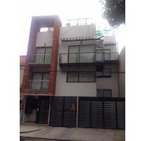 Foto de departamento en venta en  , portales norte, benito juárez, distrito federal, 2169999 No. 01