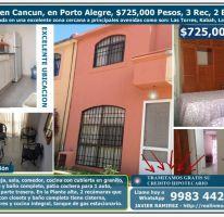Foto de casa en venta en porto alegre, porto alegre, benito juárez, quintana roo, 1850060 no 01