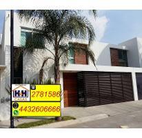 Foto de casa en venta en  , prados de la huerta, morelia, michoacán de ocampo, 2369592 No. 01