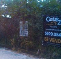 Foto de terreno habitacional en venta en presa canutillo 3, canutillo, álvaro obregón, df, 1712458 no 01