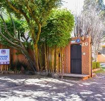 Foto de casa en venta en primer callejon de san francisco , san francisco, la magdalena contreras, distrito federal, 3265710 No. 01