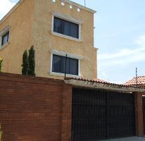 Foto de casa en venta en privada de corredores , cacalomacán, toluca, méxico, 4585369 No. 01