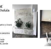 Foto de casa en venta en privada de cristo vivo , el barreal, san andrés cholula, puebla, 3793349 No. 01
