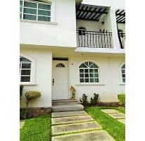 Foto de casa en venta en privada de oyamel , la parota, cuernavaca, morelos, 2430909 No. 01