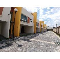 Foto de casa en venta en privada jacinto 1 , la carcaña, san pedro cholula, puebla, 2567164 No. 01