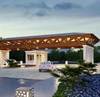 Foto de terreno habitacional en venta en privada nogal lote , cholul, mérida, yucatán, 0 No. 01