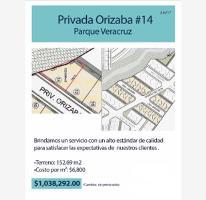 Foto de terreno habitacional en venta en privada orizaba 14, lomas de angelópolis ii, san andrés cholula, puebla, 0 No. 01