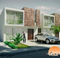 Foto de casa en venta en privada siena , sol campestre, centro, tabasco, 3723206 No. 01
