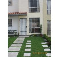 Foto de casa en venta en  , privadas de la hacienda, zinacantepec, méxico, 2635990 No. 01