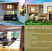 Foto de casa en venta en  , privadas del pedregal, san luis potosí, san luis potosí, 4276146 No. 01