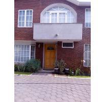 Foto de casa en venta en prolongacion abasolo , fuentes de tepepan, tlalpan, distrito federal, 2919718 No. 01