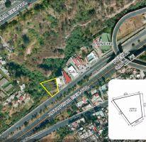 Foto de terreno habitacional en venta en prolongación paseo de la reforma 279, paseo de las lomas, álvaro obregón, df, 1941092 no 01