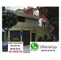 Foto de casa en venta en  00, del valle centro, benito juárez, distrito federal, 2867448 No. 01