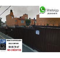 Foto de casa en venta en  , pueblo nuevo bajo, la magdalena contreras, distrito federal, 2842351 No. 01