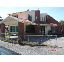 Foto de casa en venta en  , puerta del carmen, ocoyoacac, méxico, 1609476 No. 01