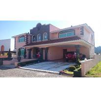 Foto de casa en venta en  , puerta del carmen, ocoyoacac, méxico, 2600935 No. 01