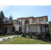 Foto de casa en venta en  , puerta del carmen, ocoyoacac, méxico, 2718487 No. 01