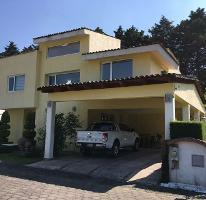 Foto de casa en venta en  , puerta del carmen, ocoyoacac, méxico, 4295355 No. 01
