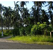 Foto de terreno habitacional en venta en puerto 2 bocas , el limón, paraíso, tabasco, 2431347 No. 01