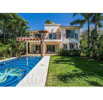 Foto de casa en venta en  , puerto aventuras, solidaridad, quintana roo, 2923554 No. 01