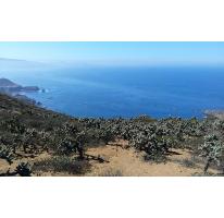 Foto de terreno habitacional en venta en puerto escondido, punta banda bufadora 0, puerto escondido, ensenada, baja california, 2127821 No. 01