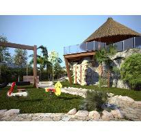 Foto de terreno habitacional en venta en  , puerto morelos, benito juárez, quintana roo, 2161064 No. 01