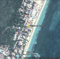 Foto de terreno habitacional en venta en  , puerto morelos, benito juárez, quintana roo, 2341037 No. 01