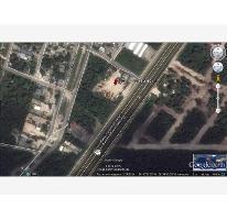 Foto de terreno comercial en venta en  , puerto morelos, benito juárez, quintana roo, 609659 No. 01