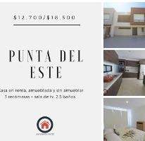 Foto de casa en renta en  , punta del este, león, guanajuato, 4314124 No. 01