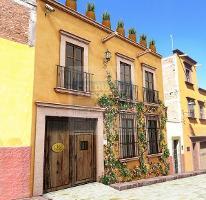 Foto de casa en condominio en venta en quebrada 67 , san miguel de allende centro, san miguel de allende, guanajuato, 4005465 No. 01